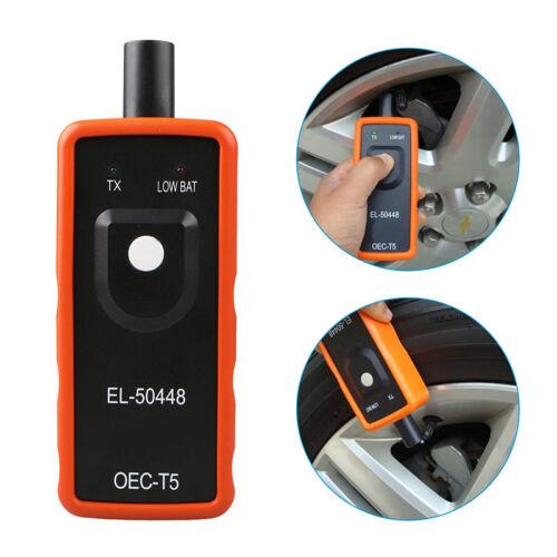 EL-50448 OEC-T5 Auto Tire Pressure Monitor Sensor Activation Tool TPMS For GM F