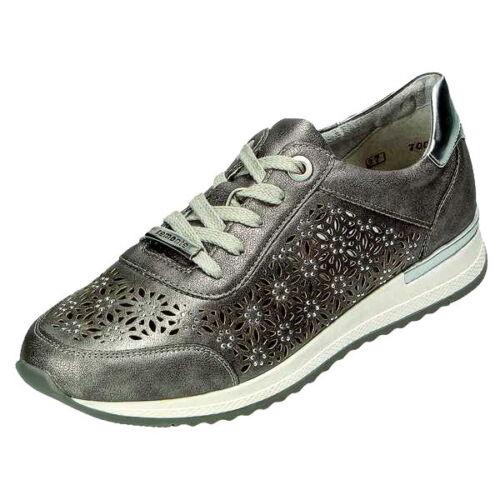Remonte Schuhe Damen Schnürschuh mit Auswechselbares Gr 38-44,+NEU+in ÜBERGRÖßE