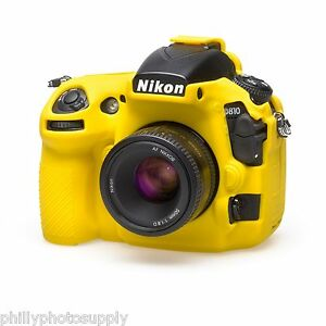 Details about easyCover Armor Protective Skin for Nikon D750 (Yellow)  ->Bump Protection!