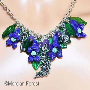 ecate necklace  Wolfsbane Necklace - Handmade Pagan Jewellery, Mookshood. Hecate ...