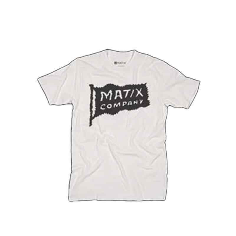 Matix Freaks T-Shirt (L) Weiß 542011