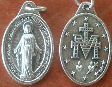 Miraculous Medal of the Immaculate Conception Medal + Hail Mary