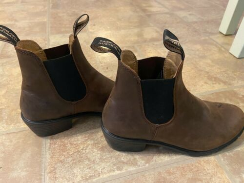 Blundstone Women's Heel Series Boot #1673 Antique