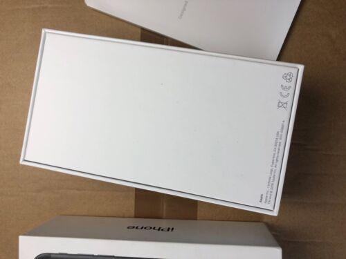 Apple iPhone 7 4,7 Verpackung Originalverpackung Leerverpackung OVP Karton Matt