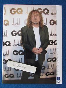 Original-Press-Photo-8-034-x6-034-Led-Zeppelin-Robert-Plant-2008-L