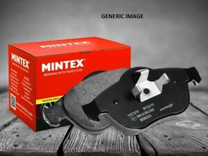 FREE ANTI BRAKE SQUEAL GREASE FRONT NEW MINTEX MDB2682 BRAKE PAD SET