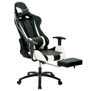 Silla-Gaming-Oficina-Racing-Sillon-gamer-Despacho-Profesional-Videojuegos-PC