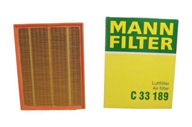 Original MANN-FILTER Luftffilter C 32 191 F/ür PKW