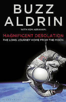 MAGNIFICENT DESOLATION: THE LONG JOURNEY HOME FROM THE MOON-ExLibrary