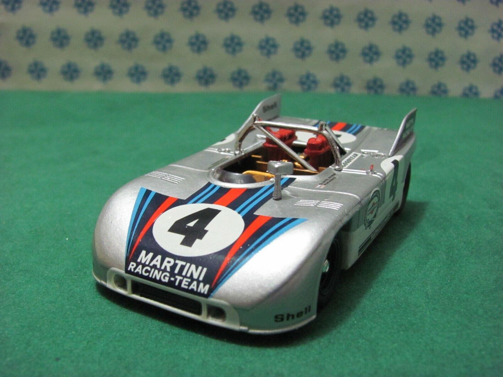 Porsche 908 3 3000cc. Spyder   Nurburgbague    1971   Martini R 1 43 Best 9072  populaire