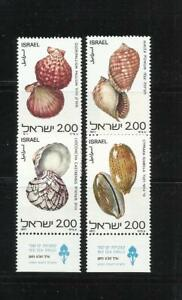 100% De Qualité Israel. Año: 1977. Tema: Conchas.