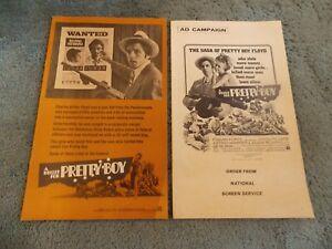 A-BULLET-FOR-PRETTY-BOY-1970-FABIAN-FORTE-ORIGINAL-PRESSBOOK