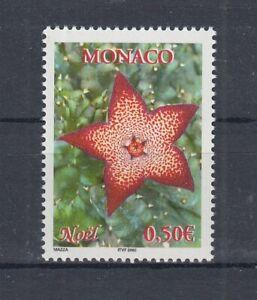 Plants - Flowers Monaco 2618 (MNH)
