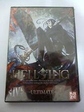 HELLSING ULTIMATE Vol.IV - DVD 56m ca. KAZE