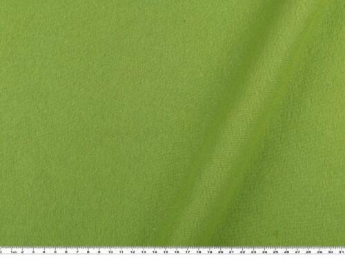 hellgrün 145cm Modischer Polyester Strick uni