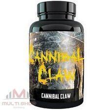 CANNIBAL CLAW 60 Kapseln - Fettverbrennung Fatburner Diät Booster Appetitzügler