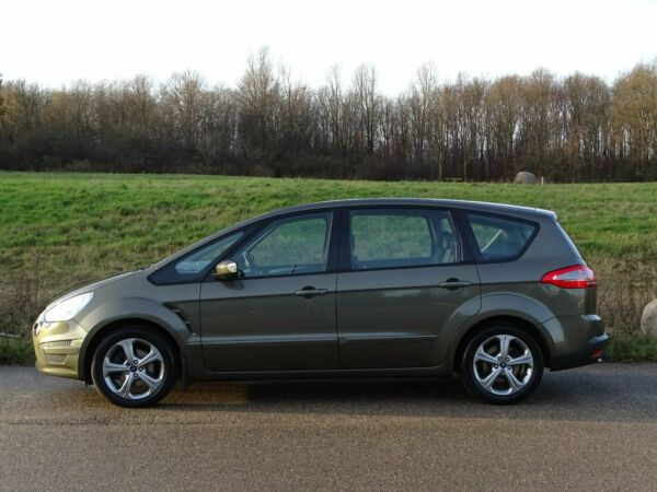 Ford S-MAX 2,0 TDCi 140 Trend 7prs - billede 2