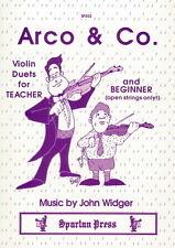 Arco & Co Violín Duet Widger