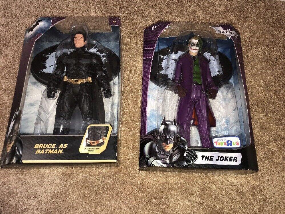 Dark knight  der joker & bruce als batman 12