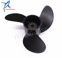 Outboard 3r1w64516-0 Aluminum Alloy Propeller 7.8x8 For Tohatsu Nissan Mercury