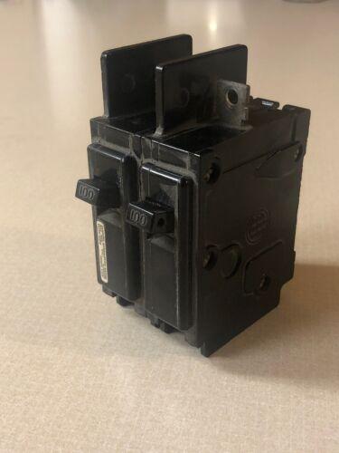 ITE  BQ2-B100 Circuit Breaker Bolt On 100 Amp 2 Pole 120//240VAC Type EQB