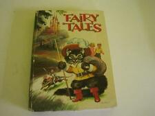 FAIRY TALES WHITMAN 1950 HARDBACK KATHARINE GIBSON ILLUS. ISOBEL READ RARE BOOK