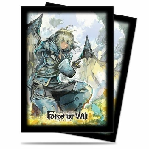 Ultra PRO 65 Standard Deck Protector Sleeves Force of Will Arla  84645 NEW