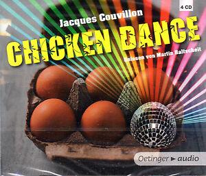 Chicken-Dance-Jacques-Couvillon-4-CDs-NEU-OVP