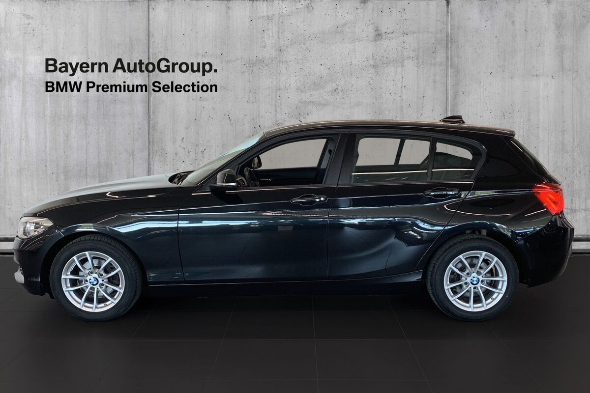 BMW 118d Advantage aut.