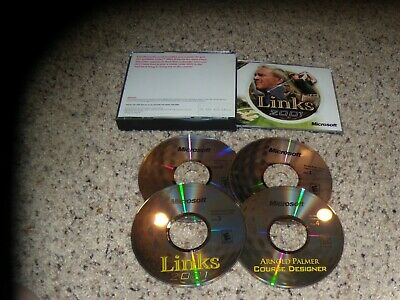 100% Waar Links 2001 (pc, 2000) Game