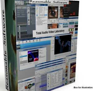 DVD RIP Create Author Edit Publish convert - all things video and audio tools.