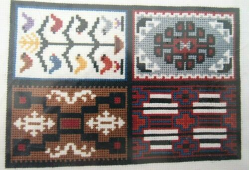 """in the style of Navajo Rugs of the Southwest Series 1999 NP Designs /""""4-IN-1/"""""""