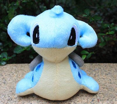 "Pokemon Character Plush Lapras Cute Toy 7""  Stuffed Animal Doll L"