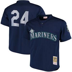 MITCHELL-amp-NESS-Seattle-Mariners-Ken-Griffey-Jr-Throwback-Mesh-Jersey-XX-Large