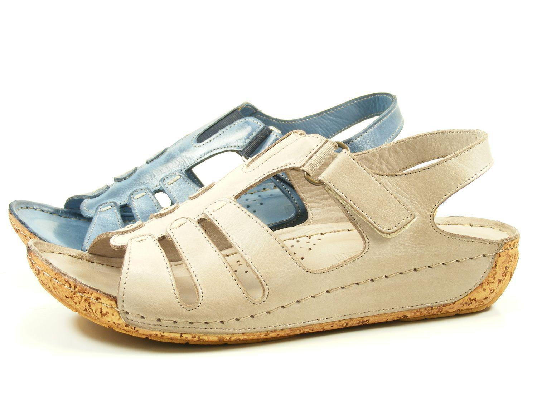 Gemini 32006-02 Schuhe Damen Sandalen Sandaletten