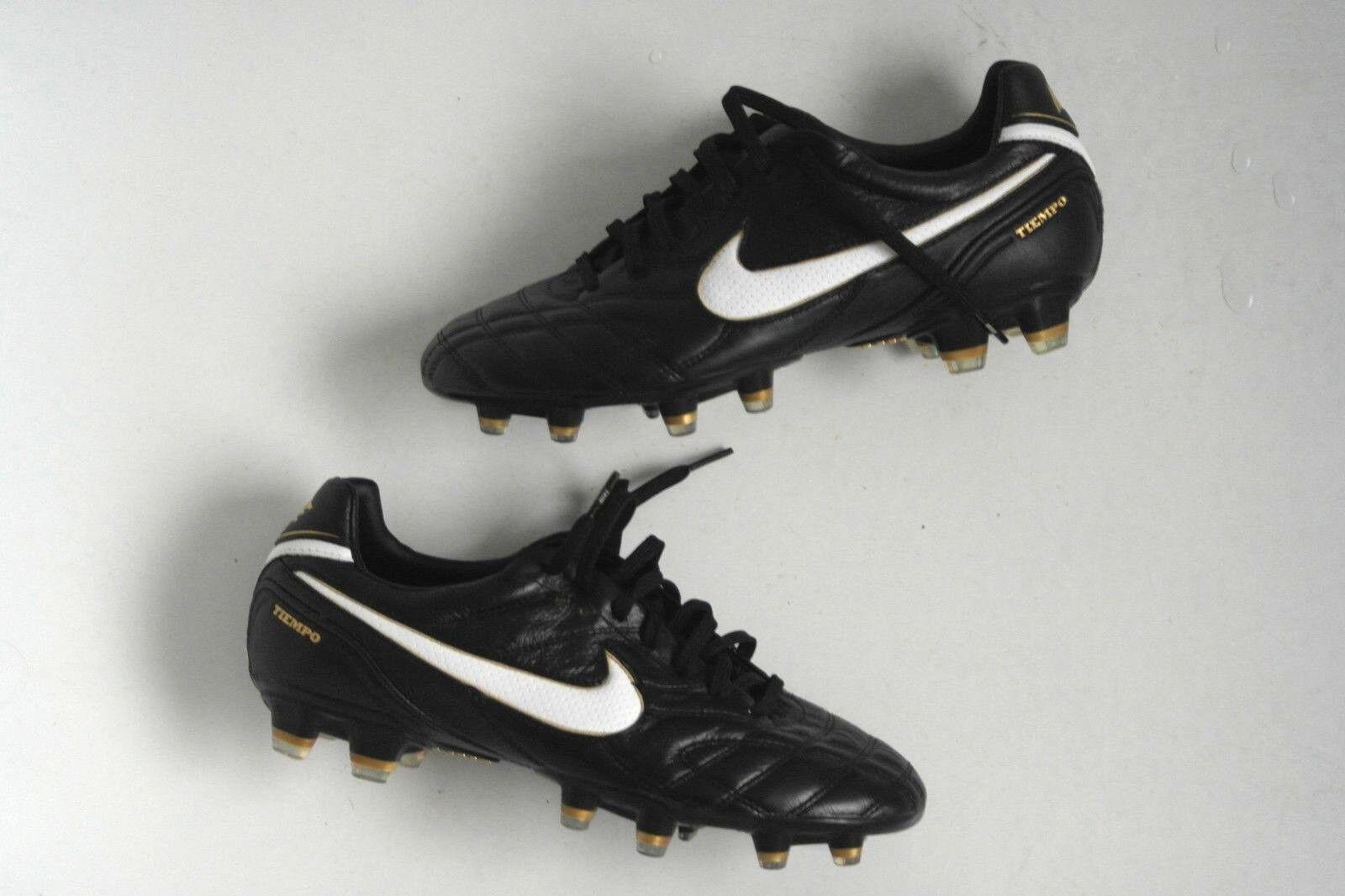 Nike tiempo legend iii fg-ronaldinho r10 - 41 botas de fútbol 7 us 8 totti