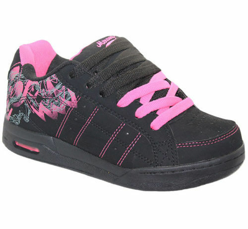 NEW GIRLS LACE UP RUNNING CASUAL SHOCK ABSORBING TRAINERS SHOES UK SIZE 13 TO 5