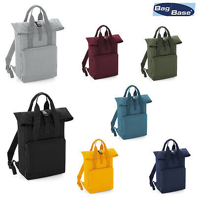 Bagbase Twin Handle Roll-top Backpack Bg118
