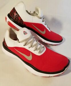 finest selection dc85f 81351 Image is loading Ohio-State-Nike-Free-Trainer-V7-Buckeyes-Week-