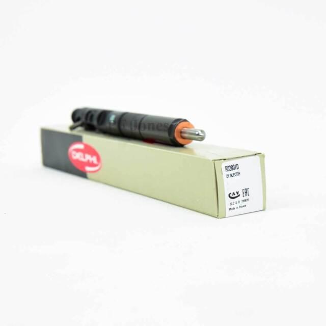 New Delphi Diesel Injector R02801D