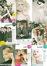 Swiss Style Lady Gaga ,Claudia Schiffer,Hayden Panettiere,Jared Leto