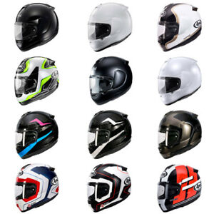 Arai-Axces-3-Full-Face-Sports-Motorcycle-Motorbike-Helmet-All-Colours-amp-Sizes