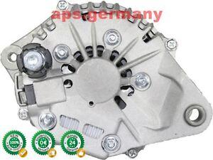 lichtmaschine isuzu trooper 3.0 dti - opel monterey b 3.0 dti   ebay