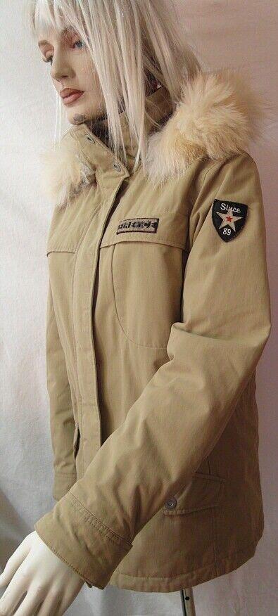 Bogner Fire & Ice noble alimentados chaqueta con auténtico chacal fell talla S (36)    toma