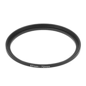 58mm A 67mm 58mm-67mm Stepping intensificar filtro anillo adaptador