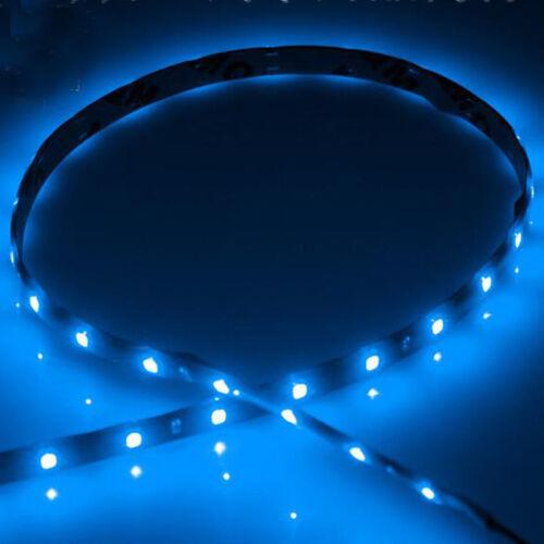 Hot 30cm Running Car Flexible LED Strip Light Waterproof Daytime Cool Decorative