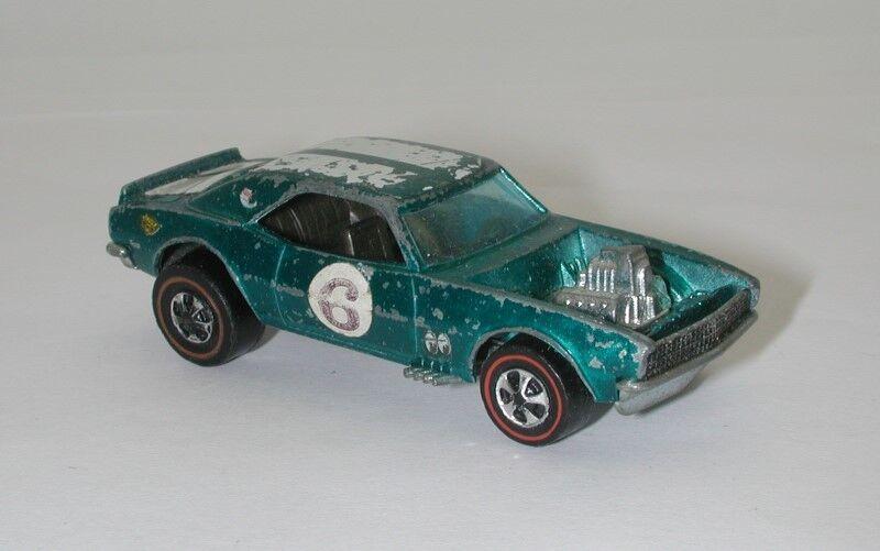 rossoline Hotwheels Aqua 1970 Heavy Chevy oc15896