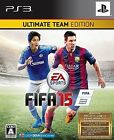 FIFA 15 -- Ultimate Team Edition (Sony PlayStation 3, 2014) - Japanese Version