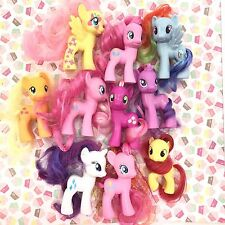 My Little Pony MLP G4 FiM Brushable FIGURE Lot (#03)