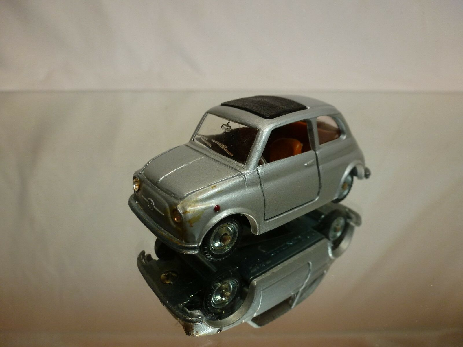 MEBETOYS  A36 -  1 43 - FIAT 500   -  GOOD CONDITION